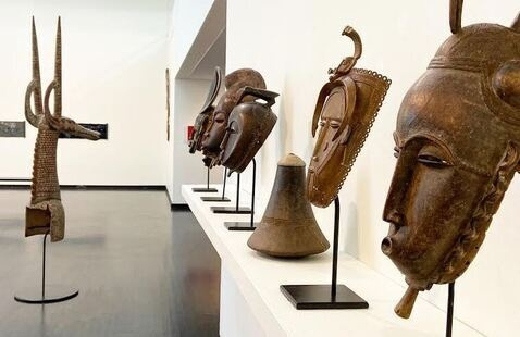 Commissions & Collections at the North Dakota Museum of Art