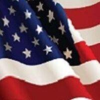 Veterans Day Flag Display