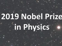 New perspectives on our place in the universe: 2019 Physics Nobel Prize