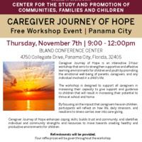 Caregiver Journey of Hope   Panama City