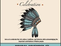 Native American Indian Heritage Month Celebration