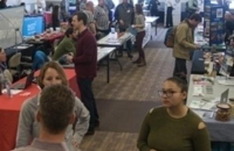 Spring Career, Graduate School, & Internship Fair