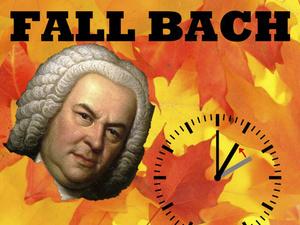 Fall Bach - November 2nd in Fairchild Chapel