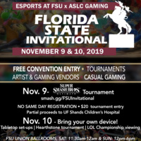 Florida State Invitational Super Smash Bros Tournament
