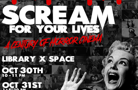 SCREAM FOR YOUR LIVES: A Century of Horror Cinema