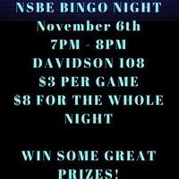 NSBE Bingo Night