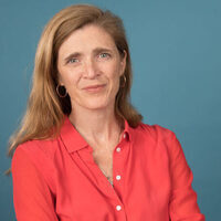 A Conversation with Former U.S. Ambassador to the United Nations Samantha Power