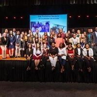 National Society of Leadership & Success Induction Ceremony