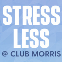 Healthy Hens Snacks during Stress Less @ Club Morris