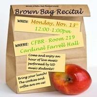 Brown Bag Recital