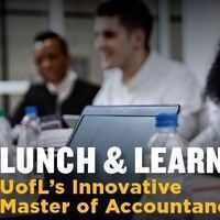 Master of Accountancy Lunch and Learn
