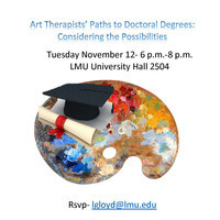 Art Therapists' Paths to Doctoral Degrees: Considering the Possibilities