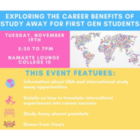 Connecting the Dots: Exploring the Career Benefits of Study Away