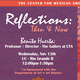 CMAS Speaker Series: Benito Huerta