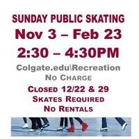 Sunday Public Skate