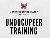 UNDOCUpeer Training