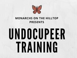 UNDOCUpeer Training