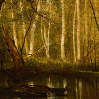 "Object of the Month: ""The Old Hunting Grounds"" by Worthington Whittredge"