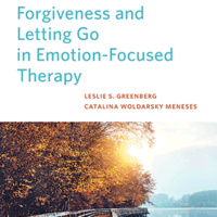 Book launch: Forgiveness and Letting Go in Emotion-Focused Therapy