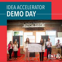 Idea Accelerator Demo Day: Pitch Competition