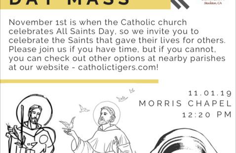 All Saints' Day Mass