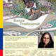 """UTRGV Center for Latin American Arts presents """"Danza Tradicional,"""" A Lecture by Dra. Carolina Santamaría"""