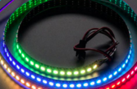 CANCELED: Getting Started with Electronics: Learn to Program Wearable LEDs