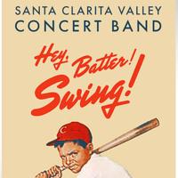 SCV Concert Band Presents Hey, Batter! Swing!
