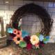 CANCELED: Make a Felt Flower Wreath