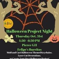 Halloween Project Night