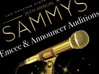 The Sammys Emcee & Announcer Auditions