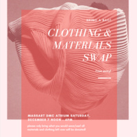 Clothing and Materials Swap