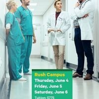 Rush University Teaching Excellence Three-Day Bootcamp