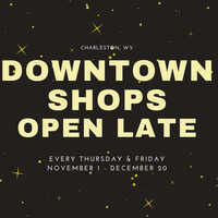 Downtown Shopping Extended Hours