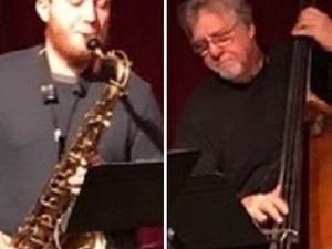 Michael and Peter Formanek Duo