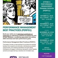 Performance Management Best Practices