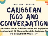 Cultural Series: Caribbean Food and Conversation