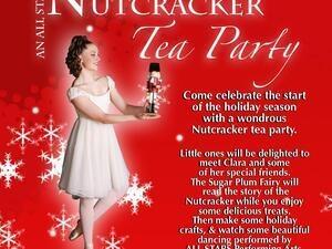 An All Stars Nutcracker Tea Party