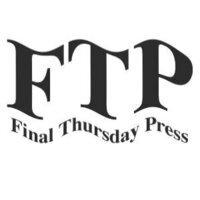 Final Thursday Reading Series - CANCELLED - Virtual FTRS Online