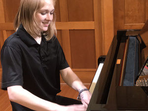 Pitt-Greensburg Voice and Piano Recital