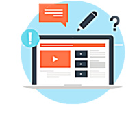 Canvas User Credential (online course ends)