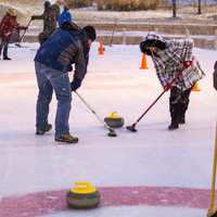 Curling & Broomball Registration: Sign up today!