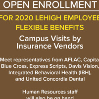 Campus Visit by Insurance Vendors | Human Resources