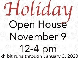 Tannery Row Artist Colony Holiday Open House