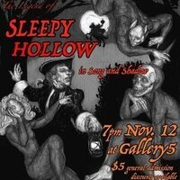 Sleepy Hollow - in Song and Shadow