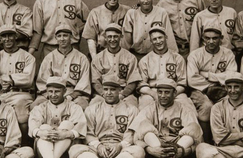 """Lecture: """"The 1919 World Series Scandal and the Pain that Lasted a Century"""""""