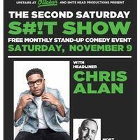 Second Saturday S#!T Show at the Ottobar – Headliner Chris Alan - FREE SHOW