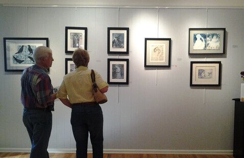 The Hudgens 5th Annual Juried Member's Exhibition