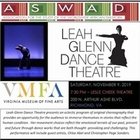 Leah Glenn Dance Theatre performance @ VMFA