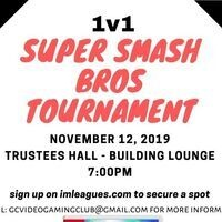 Super Smash Bros 1v1 Tournament
